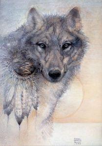 Wolf Spirit by Susan Seddon-Boulet