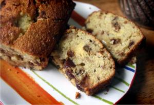 Organic, gluten-free nut loaf